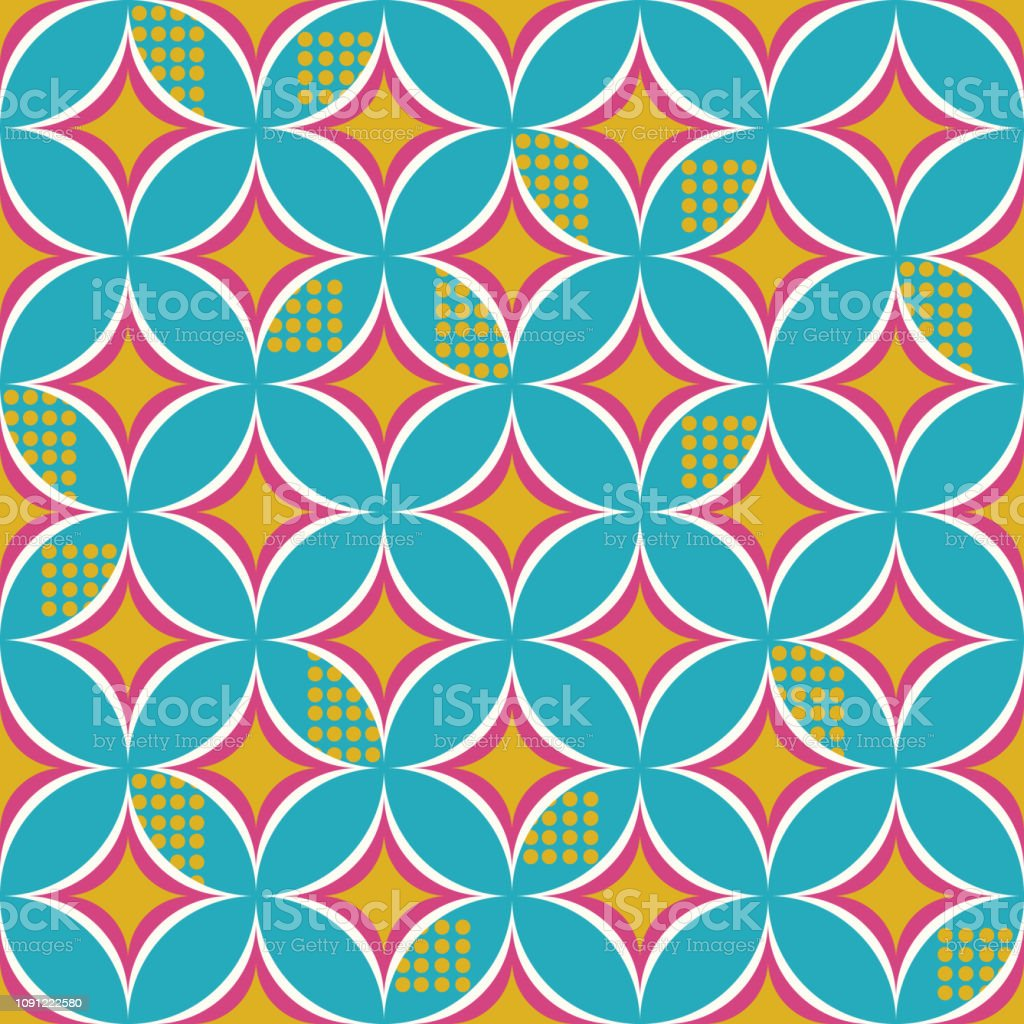 abstract retro geometric seamless pattern vivid colour background geometry design element stock illustration download image now istock abstract retro geometric seamless pattern vivid colour background geometry design element stock illustration download image now istock