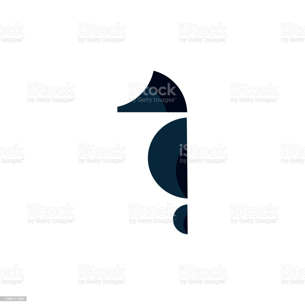 Abstract Sea Horse Logo Icon Sea Horse Logo For Company Stock Illustration Download Image Now Istock