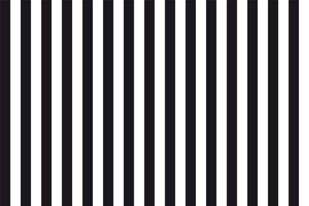 abstract seamless background of black and white parallel vertical lines - вертикальный stock illustrations