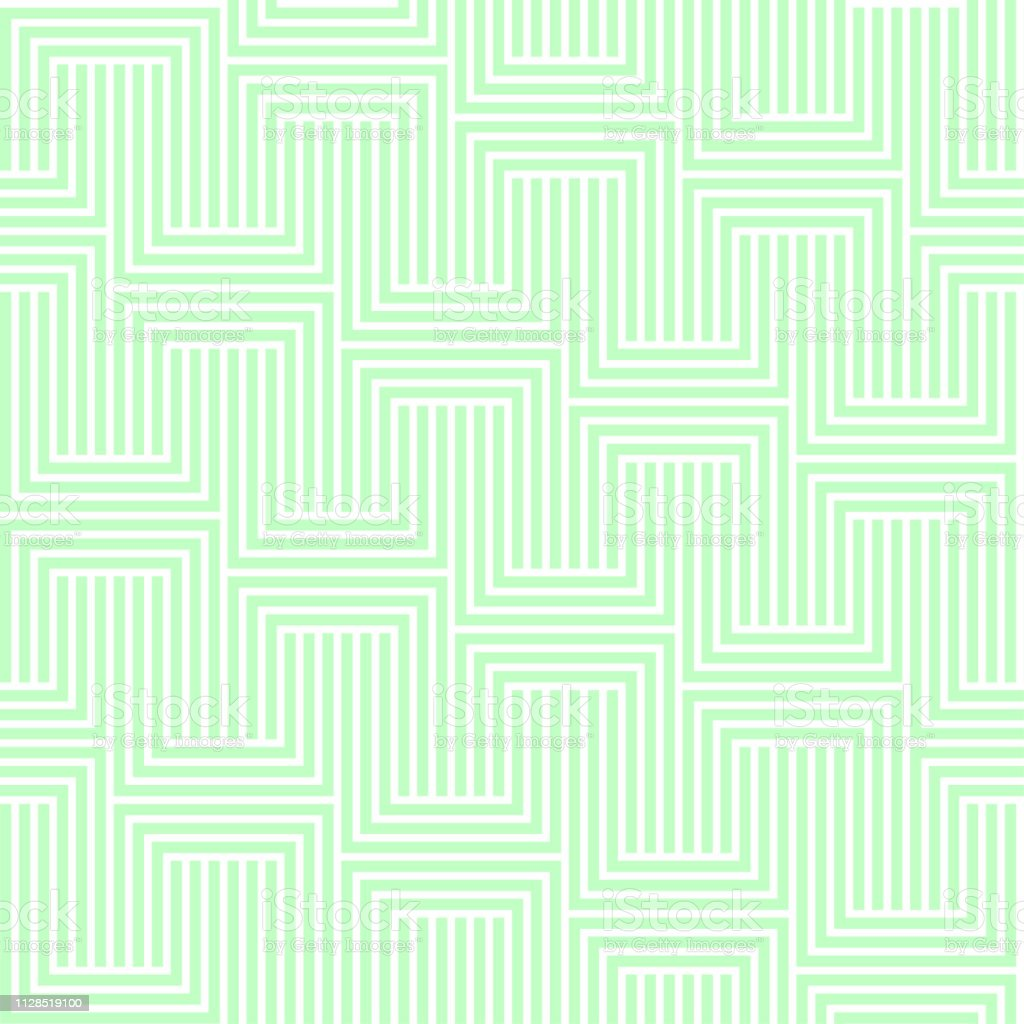 Abstract Seamless Background Pattern Green Wallpaper Vector Illustration Stock Illustration Download Image Now
