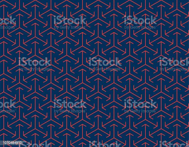 Abstract seamless japanese arrow pattern vector id1070484912?b=1&k=6&m=1070484912&s=612x612&h= wvhidxdemekkyy6ehwy6xthlopto3aupycwd8de wg=