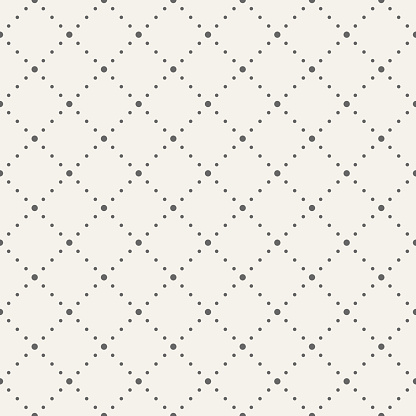 Nahtlose Muster Gestrichelten Rauten Stock Vektor Art und mehr Bilder von Abstrakt