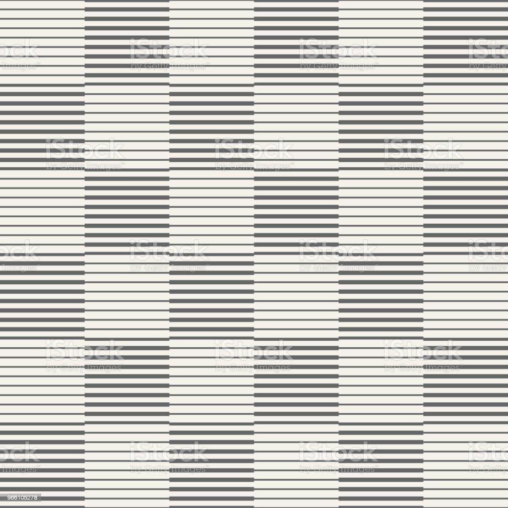 Abstrakta sömlösa mönster av randiga rutor. - Royaltyfri Abstrakt vektorgrafik