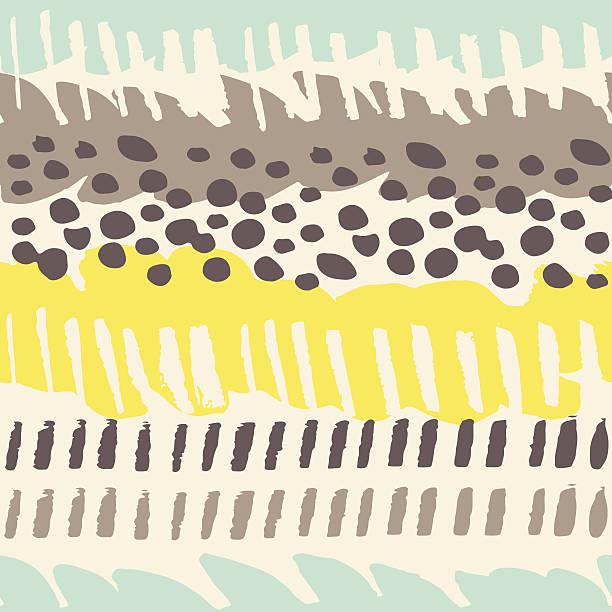 abstrakte nahtlose muster - pastellhosen stock-grafiken, -clipart, -cartoons und -symbole