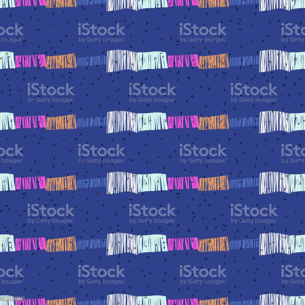 Abstrait motif sans couture. abstrait motif sans couture – cliparts vectoriels et plus d'images de abstrait libre de droits