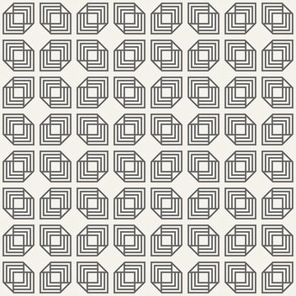 Abstract Seamless Pattern — стоковая векторная графика и другие изображения на тему Аборигенная культура