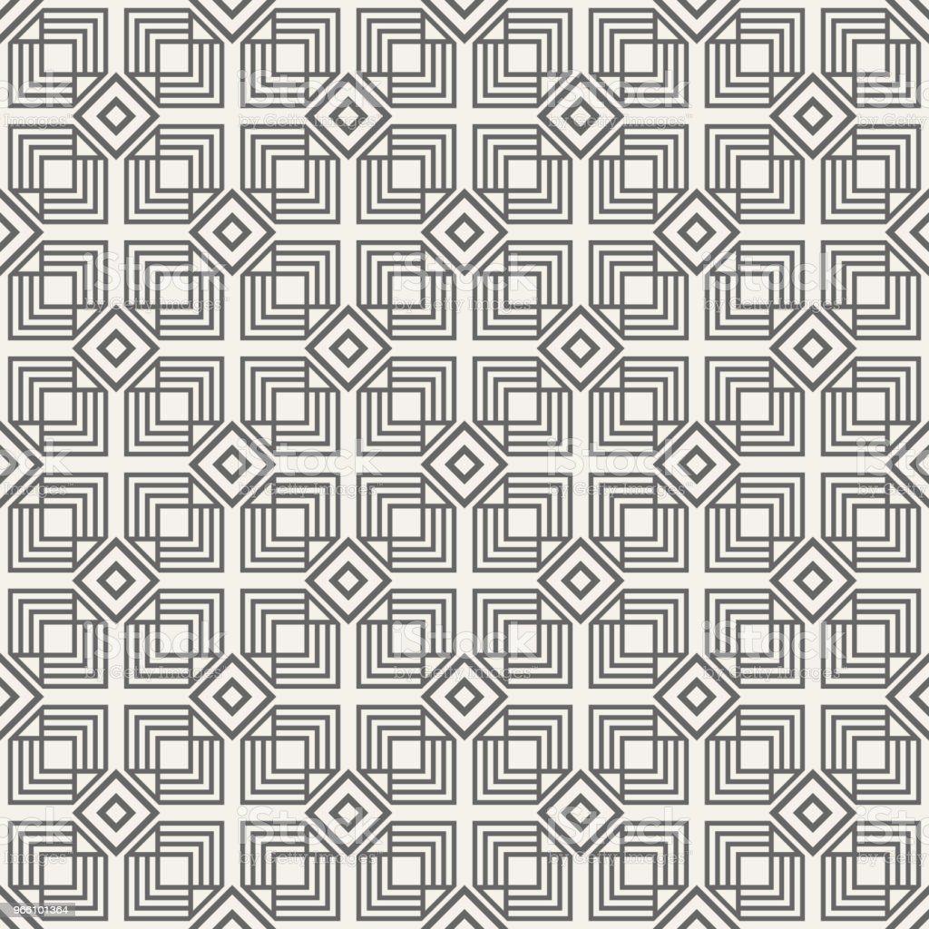 Abstrakte Nahtlose Muster. - Lizenzfrei Abstrakt Vektorgrafik