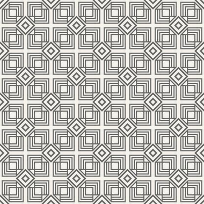 Abstracte Naadloze Patroon Stockvectorkunst en meer beelden van Abstract