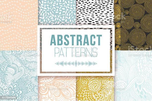 Abstract seamless patterns se vector textures vector id617395998?b=1&k=6&m=617395998&s=612x612&h=eebosg3 u j91083xbapukkwe8ddzg6qx2jjtaorn6s=