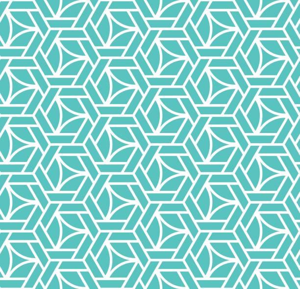 abstrakte nahtlose shutter hintergrund - mosaikböden stock-grafiken, -clipart, -cartoons und -symbole