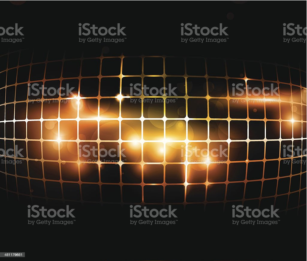 Abstract shiny background royalty-free stock vector art