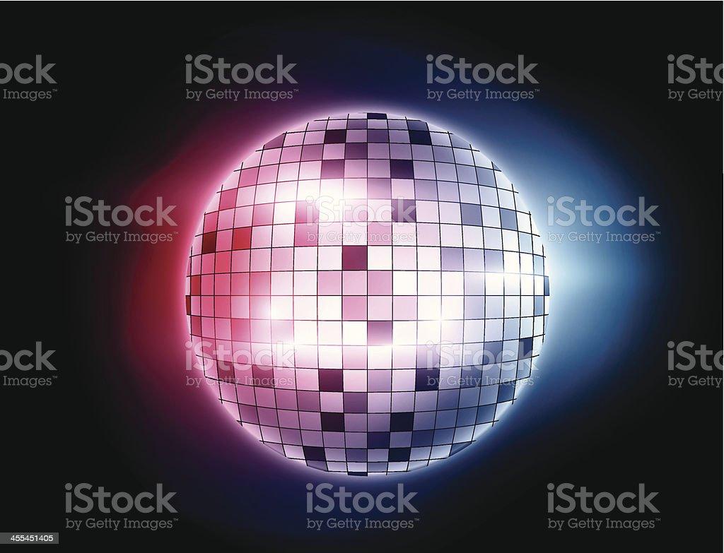 Abstract shiny disco ball royalty-free abstract shiny disco ball stock vector art & more images of abstract