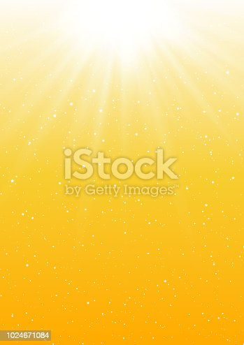 Abstract sunny lights background for Your design