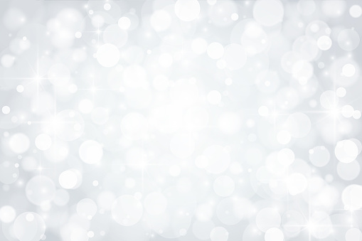 Abstract shiny silver background