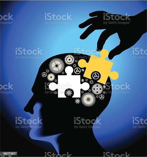 Abstract showing how the human brain pieces together vector id166273637?b=1&k=6&m=166273637&s=612x612&h=sl3pcdidf0bjib9 v nohdwnomoljs1guvz1q09hyh8=