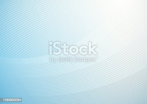 istock Abstract silver blue background 1263930254