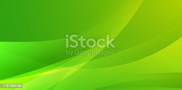 istock Abstract Simple Modern Waving Background 1197383190