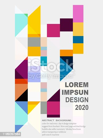 istock abstract simplicity geometric ornate pattern background 1189267564