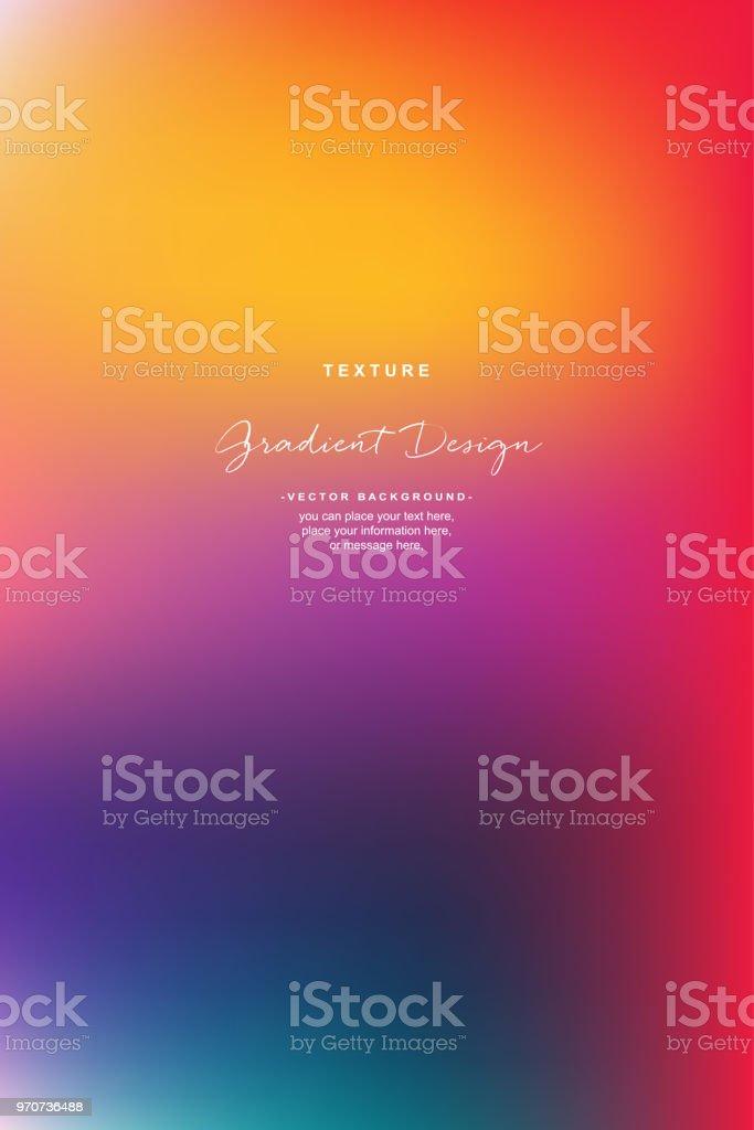 Resumen liso fondo Vector naranja amarillo - ilustración de arte vectorial
