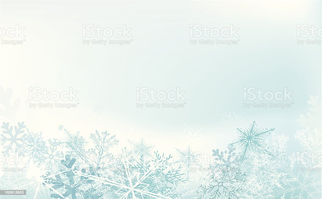 Abstract snow background royalty-free abstract snow background stock vector art & more images of abstract