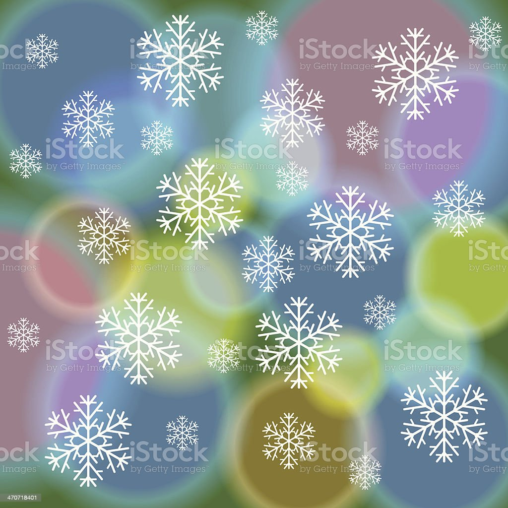 abstract snow background royalty-free abstract snow background stock vector art & more images of backgrounds