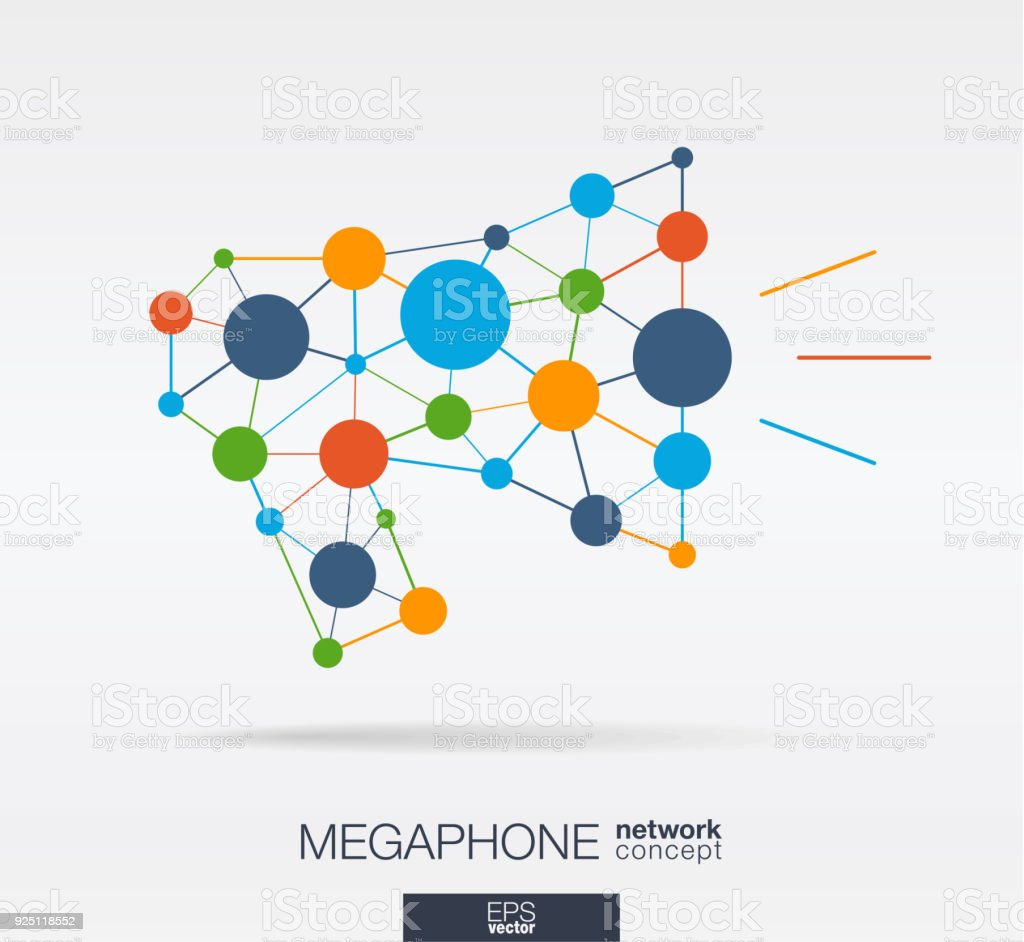 How to connect the Internet to Megaphone