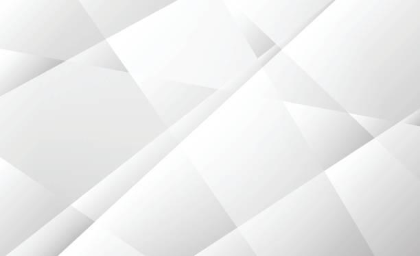 抽象軟透明灰色幾何的形狀,在白色的背景下,向量圖 - abstract architecture 幅插畫檔、美工圖案、卡通及圖標
