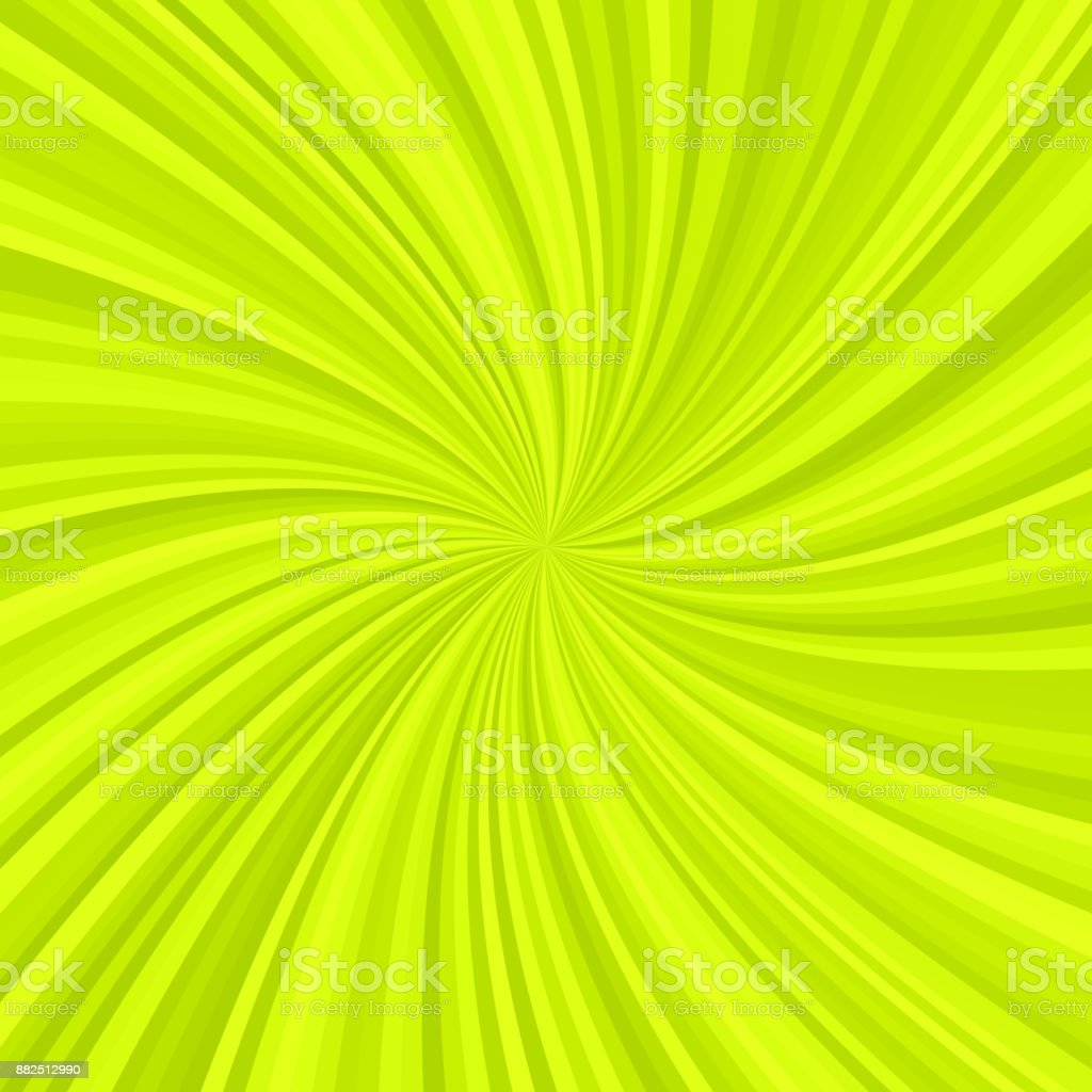 Abstract spiral rays background vector art illustration