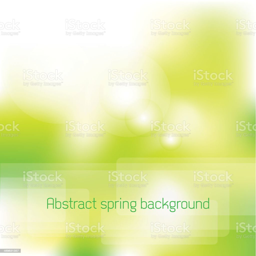 Abstract spring background royalty-free abstract spring background stock vector art & more images of abstract