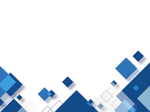 abstract square background