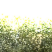 abstract square mosaic