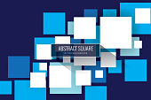 istock Abstract squares background 948752828