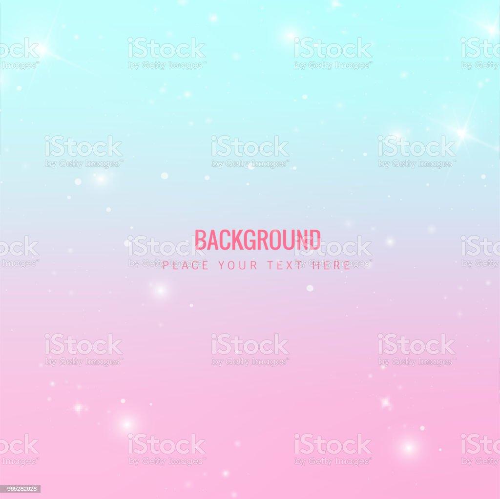 Abstract Star Shining Blue Pink Background Vector Image abstract star shining blue pink background vector image - stockowe grafiki wektorowe i więcej obrazów abstrakcja royalty-free