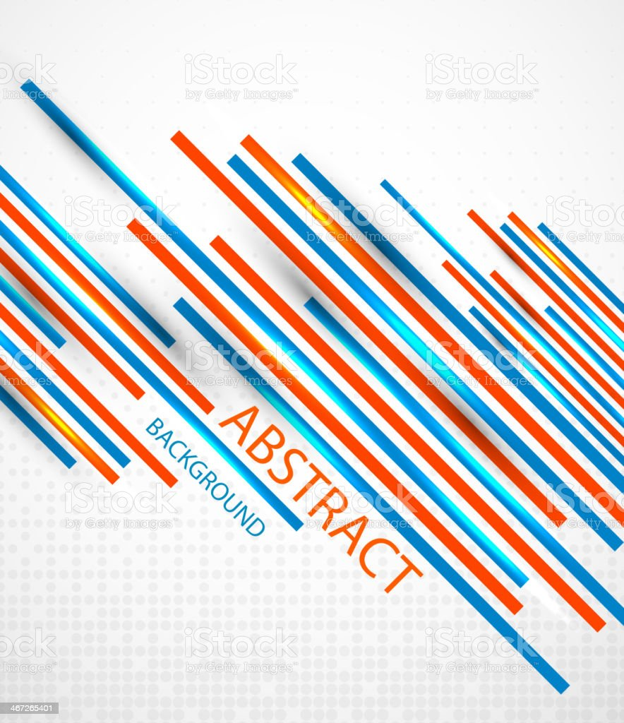 Abstract straight lines background royalty-free stock vector art