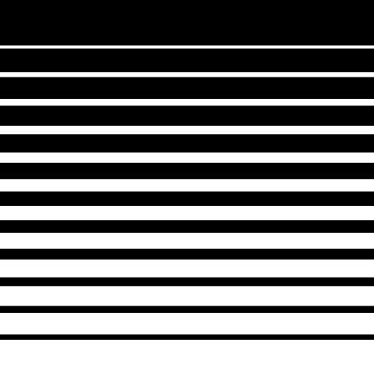 A stripe pattern design