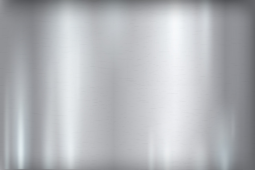 Abstract strong grey metal background. Steel polished texture