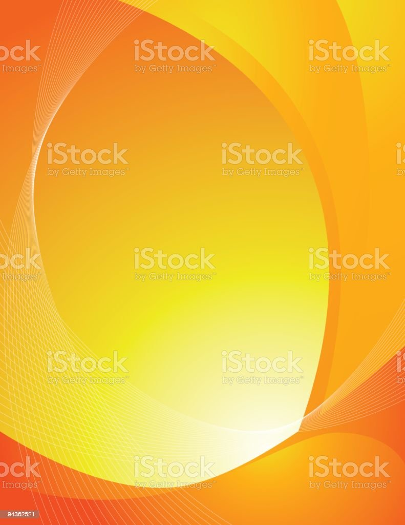Abstract summer background royalty-free stock vector art