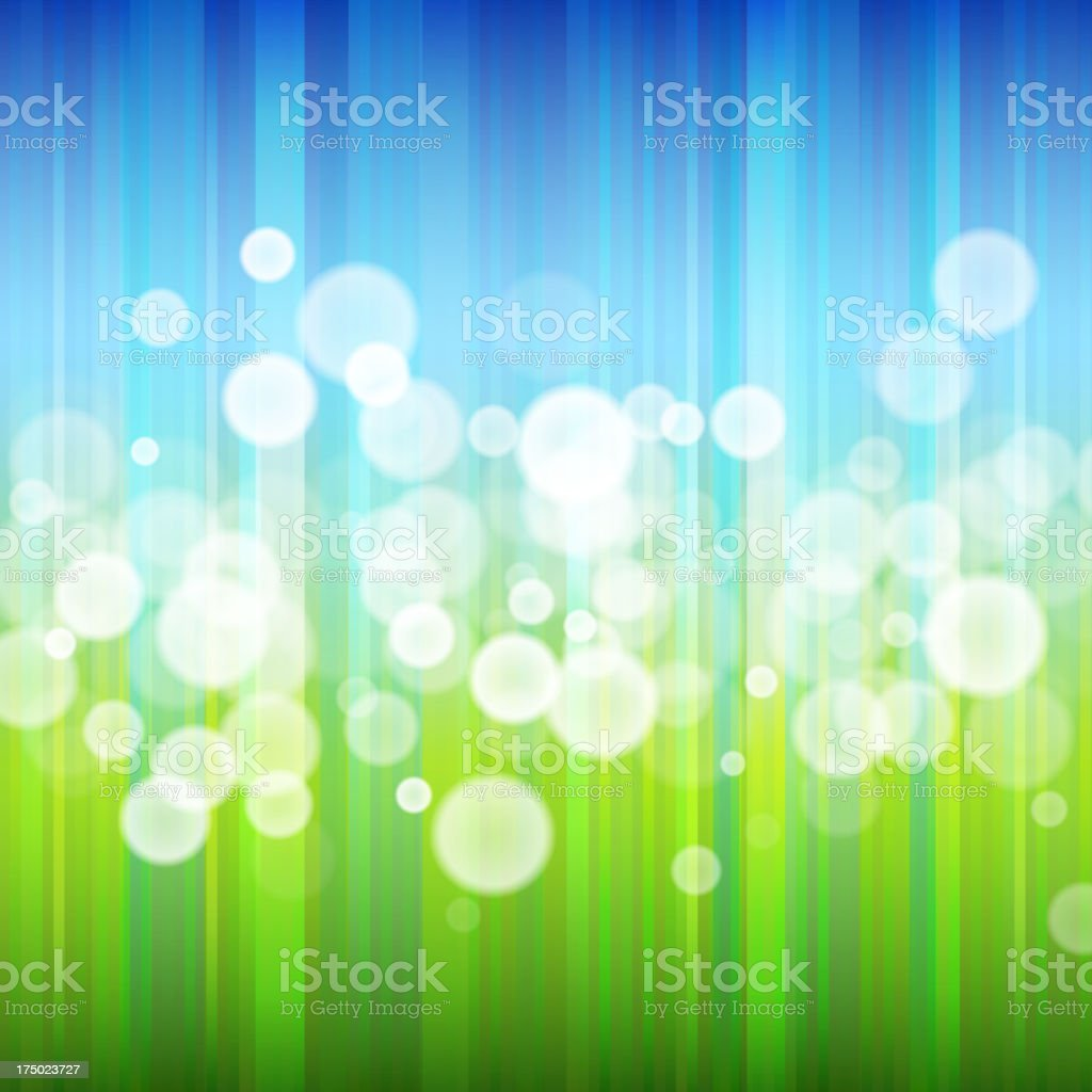 Abstract summer background. Vector illustration royalty-free stock vector art