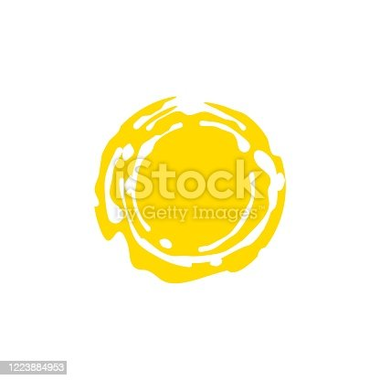 istock Abstract Sun Logo Template Illustration Design. Vector EPS 10. 1223884953