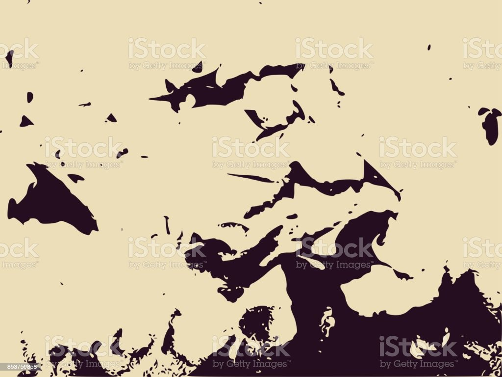 Abstract surface background vector art illustration
