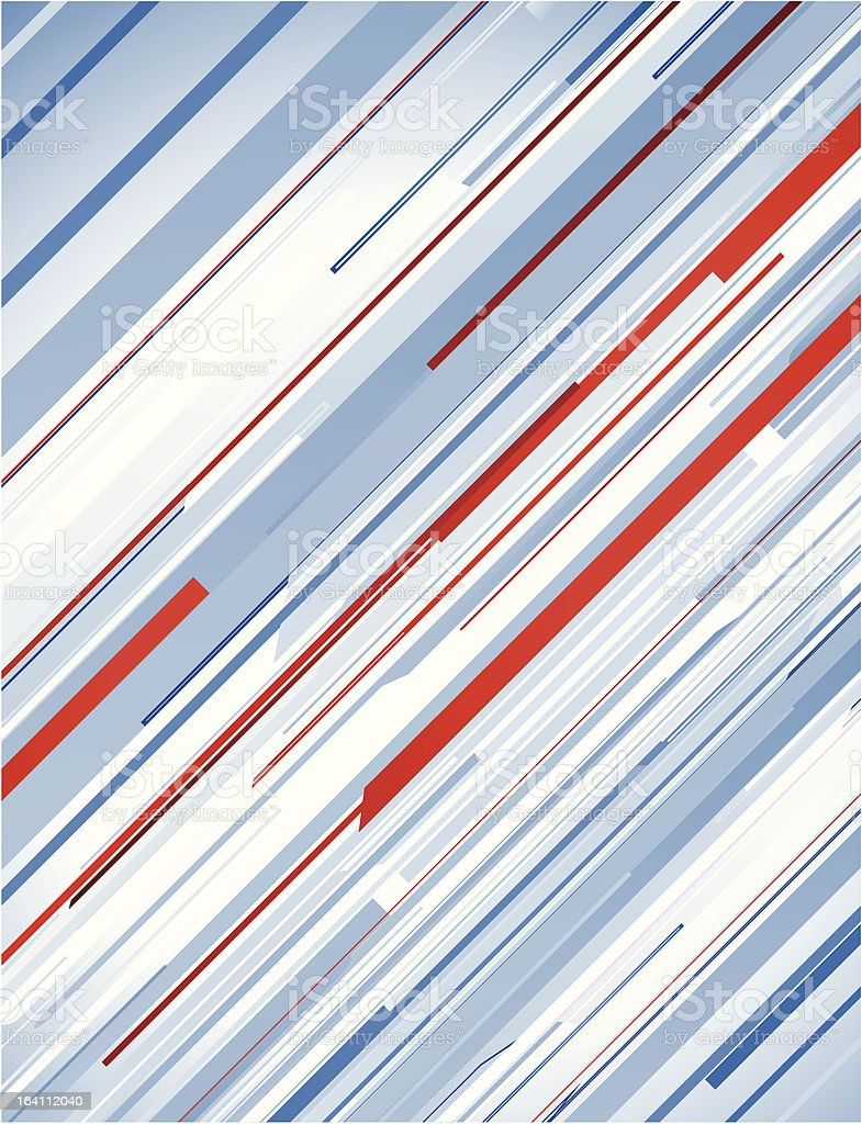 Abstract technical lines royalty-free stock vector art