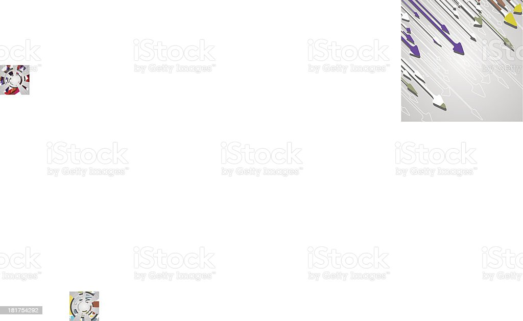 Abstract technology background royalty-free stock vector art