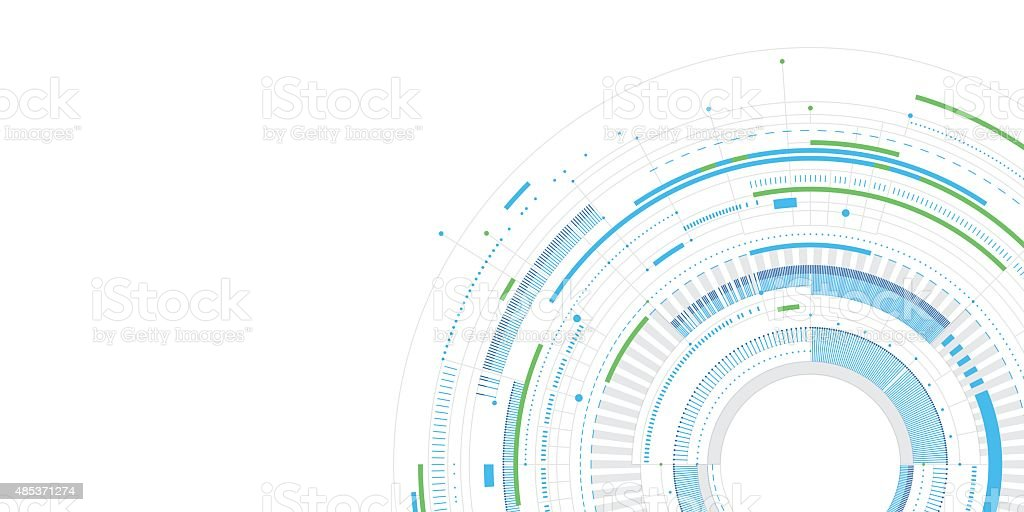 Abstract Technology Background Stock Vector Art & More ...