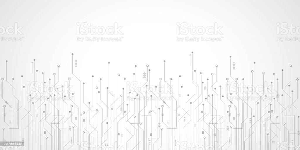 Abstract Technology Background royalty-free abstract technology background stock illustration - download image now