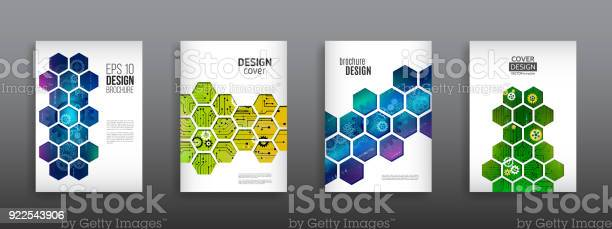 Abstract technology cover with hexagon elements vector id922543906?b=1&k=6&m=922543906&s=612x612&h=ld gntfgyedqd2bpxt4lywhx koj kcxmkncxypso0a=