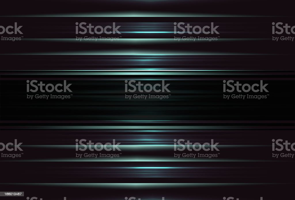 Abstract technology lines background vector art illustration
