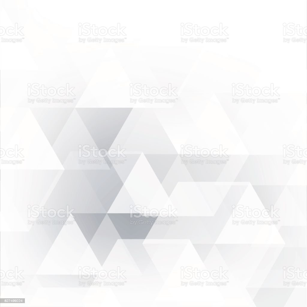 Abstract Texture Geometric White And Gray With Space Modern Design On Light  Gray Background Vector Illustration Stock Illustration - Download Image Now  - iStock