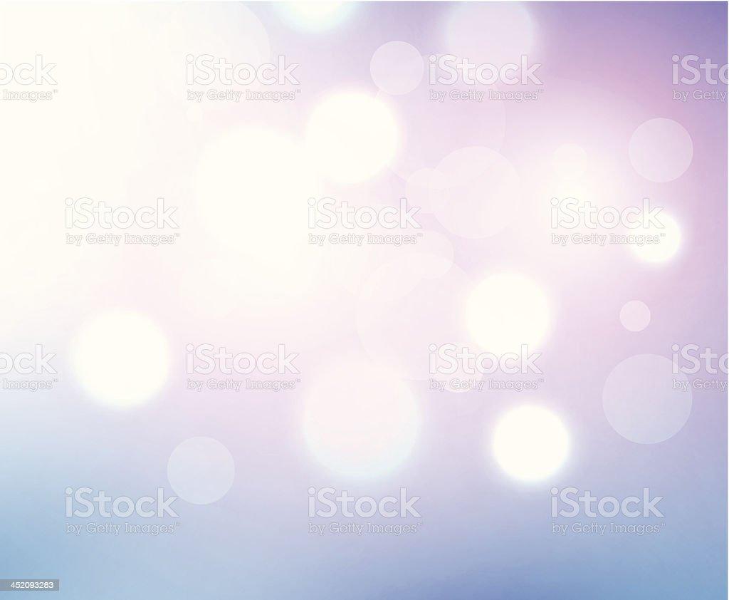 Abstract transparent circles royalty-free stock vector art
