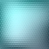 Abstract Triangle Background, Vector Illustration