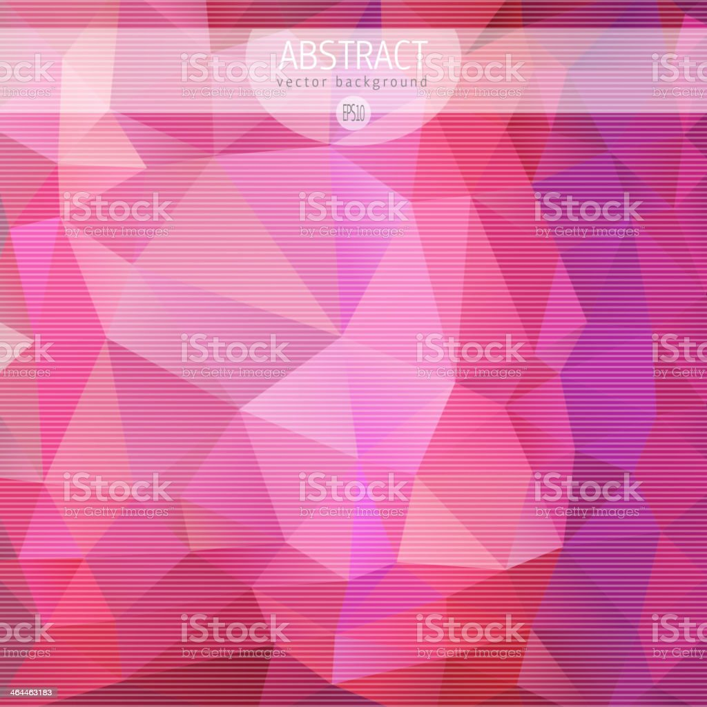 Abstract triangle pattern royalty-free abstract triangle pattern stock vector art & more images of abstract